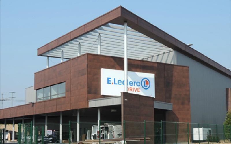 Centre Commercial LECLERC à Brignais (69)