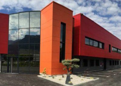 Eurosport à Saint Jean de Moirans (38)