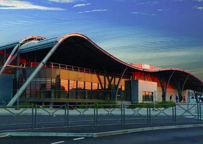 Complexe sportif à Bourg Le Péage (26)